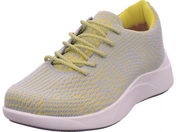 Legero Schuh Textil \ BALLOON Damen Halbschuh Sneaker Sport Schnürer zum schnüren grau 2-009511-2200