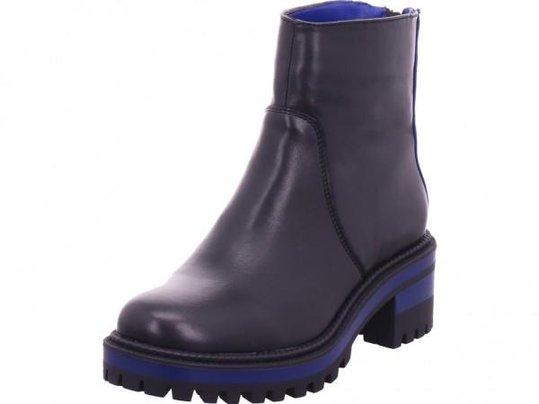 cafenoir Damen Stiefel Stiefelette Boots elegant schwarz FGF132