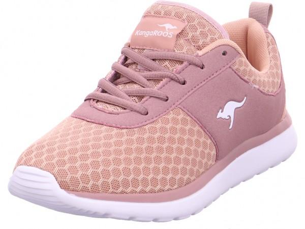 KangaRoos Bumpy,rose Damen Sneaker rot 30511/640/640