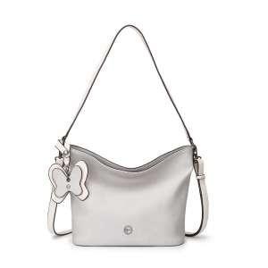 Tamaris Accessoires AURORA Hobo Bag S Damen Tasche grau 3047191-203