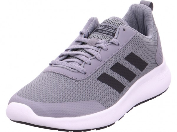 Bild 1 - Adidas ELEMENT RACE Herren Sportschuhe grau
