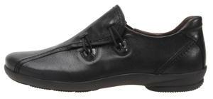Gabor Damen Sneaker Slipper Ballerina sportlich zum schlüpfen schwarz 34.332.57