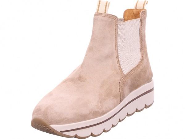 Gabor Damen Stiefel Stiefelette Boots elegant beige 33.702.13