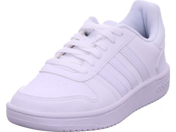 Adidas HOOPS 2.0 Damen Sneaker weiß F35891