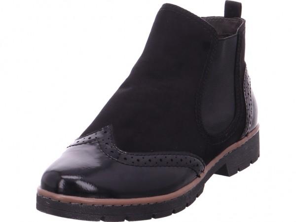 dc42451f5037c2 Jana Woms Boots Damen Stiefel schwarz 8-8-25446-21 001-001 ...