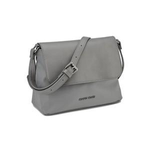 Marco Tozzi Damen Tasche grau 2-2-61023-23/221-221