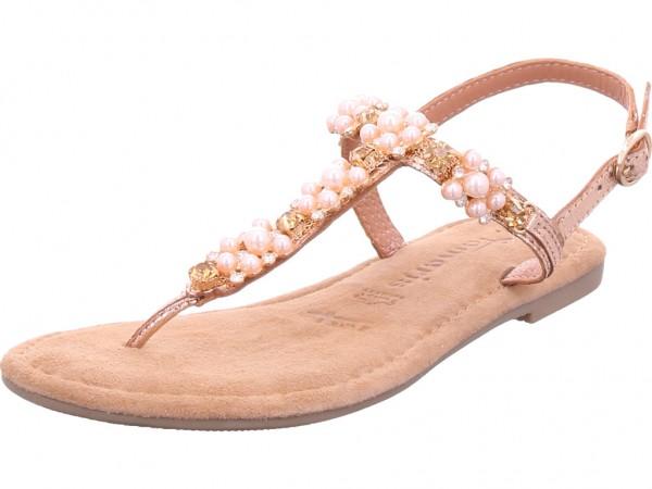 Tamaris Da.-Sandalette Damen Sandale Sandalette Sommerschuhe rot 1-1-28152-22/952-952
