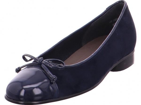 Gabor Damen Ballerina blau 25.102.76