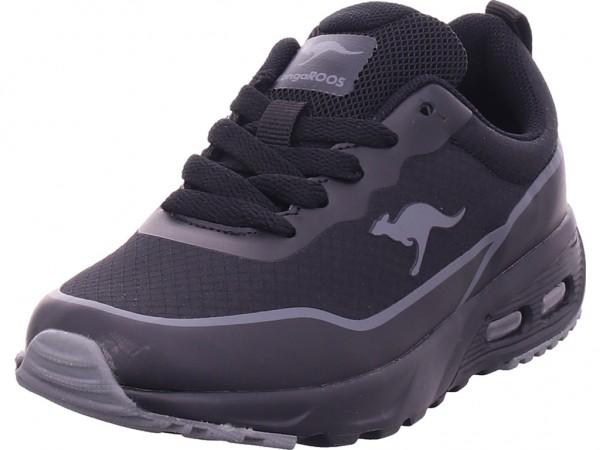 KangaRoos KX-3500 Jungen Sneaker schwarz 18622/5500-5500