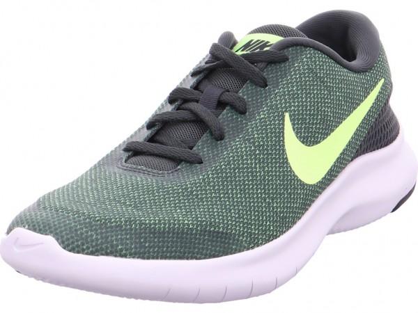 Nike NIKE FLEX EXPERIENCE RN 7,ANTH Herren Sneaker grün 908985 007