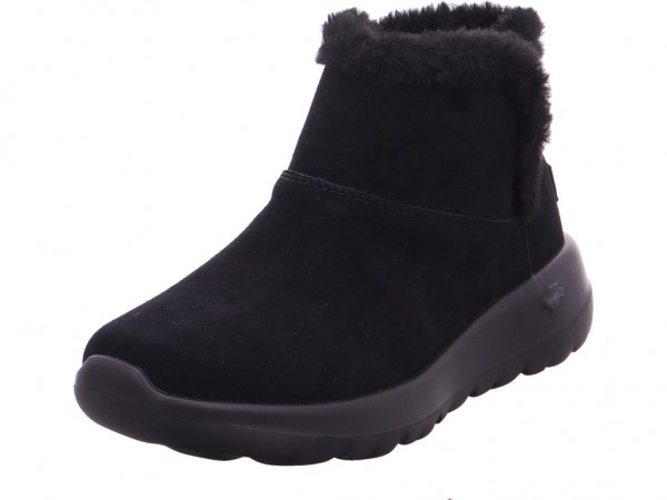 Bild 1 - SKECHERS ON THE GO JOY Damen Stiefelette schwarz