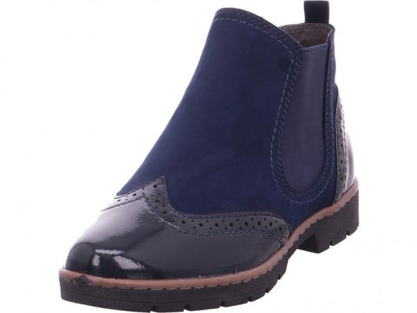 392c6b16d3c6ff Jana Woms Boots Damen Stiefelette blau 8-8-25446-21 805-805 ...