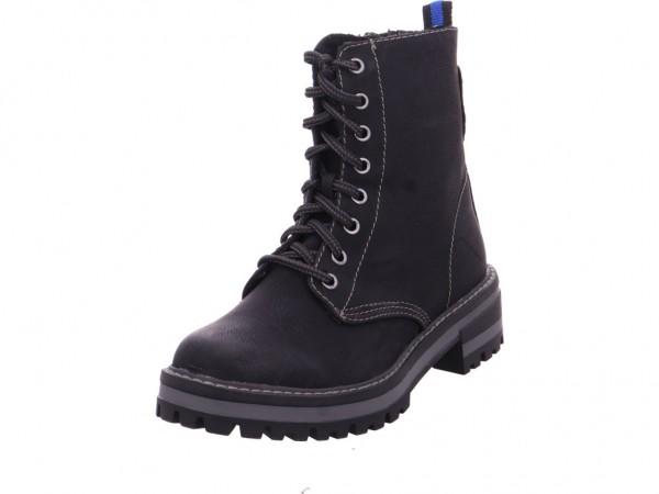 s.Oliver Woms Boots Damen Stiefelette schwarz 5-5-25233-21/001-001