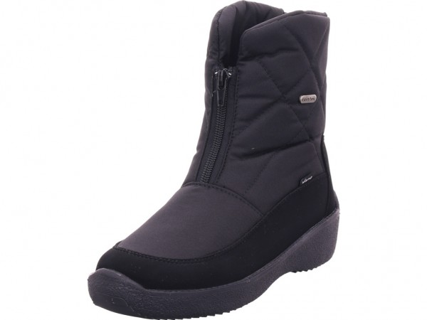 Vista Damen Stiefel Boots Tex wasserdicht warm schwarz 53-0799N