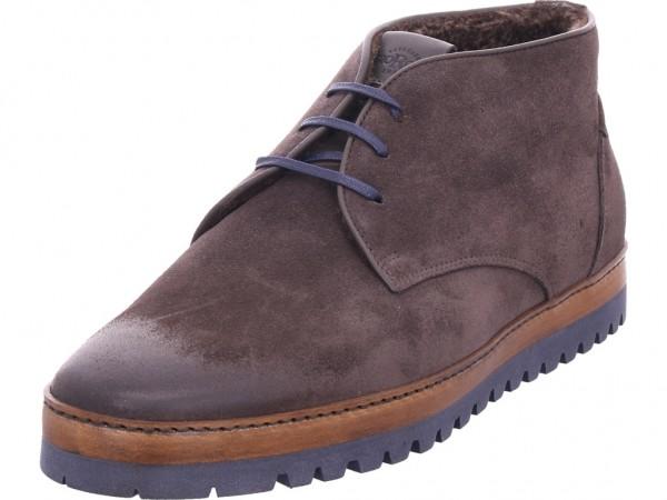 Giorgio CROSTA TORINO Herren Stiefel Schnürstiefel warm sportlich Boots grau 7881401