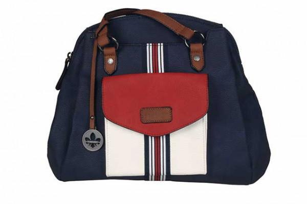 Rieker Damen Tasche blau H1026-14