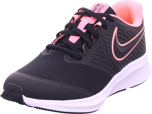 Nike Nike Star Runner 2 big Kids Damen Sneaker schwarz AQ3542