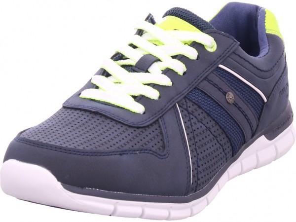 Tom Tailor Herren Schnürschuh Halbschuh sportlich Sneaker blau 8081902