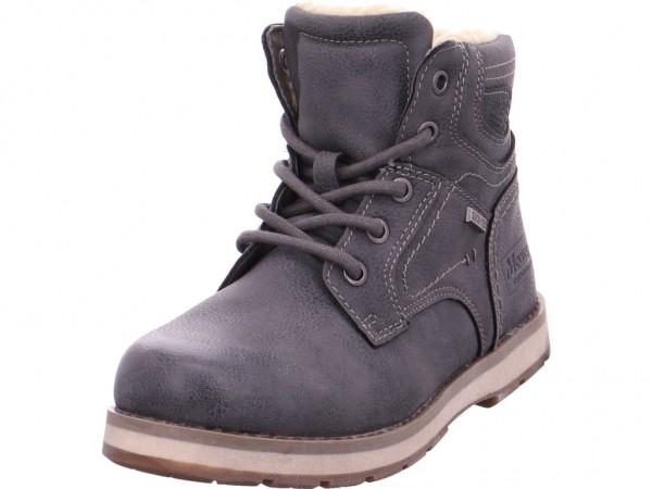 Pep Step 1640504,coal Jungen Stiefel grau 1640504/00013