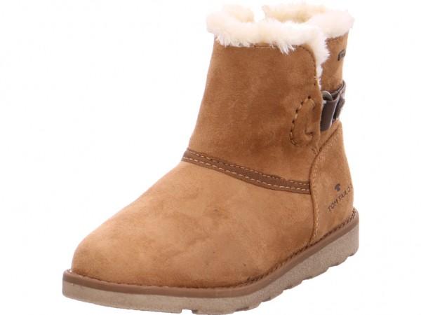 Pep Step 1670203,camel Mädchen Stiefel braun 1670203/00070