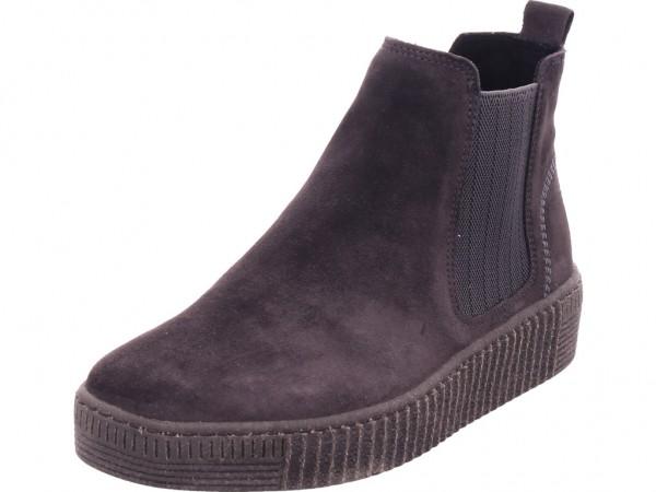 Gabor Damen Stiefel Stiefelette Boots elegant grau 53.731.19