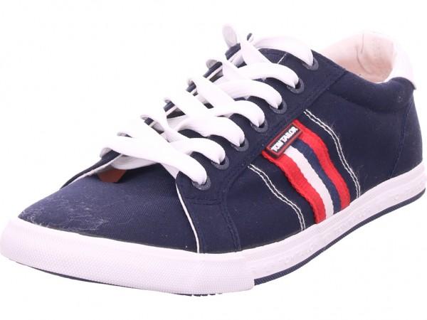 Tom Tailor Herren Textilschuhe blau 6980605