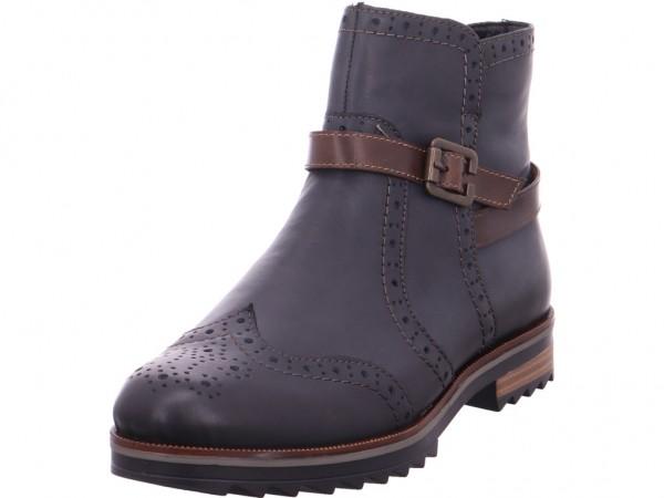 Remonte Damen Stiefel Stiefelette Boots elegant blau R2278-14