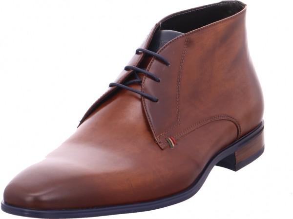 Giorgio Herren Stiefel Stiefelette elegant business braun 96454