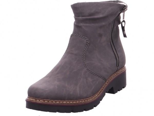 Rieker Damen Stiefel grau Z4541-45