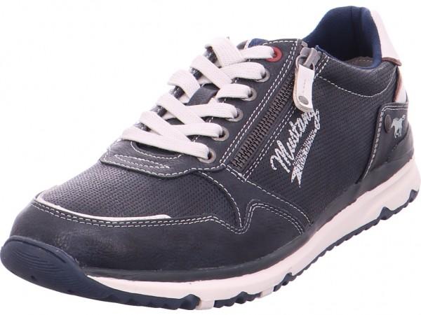 Mustang Herren Sneaker blau 4095316-820