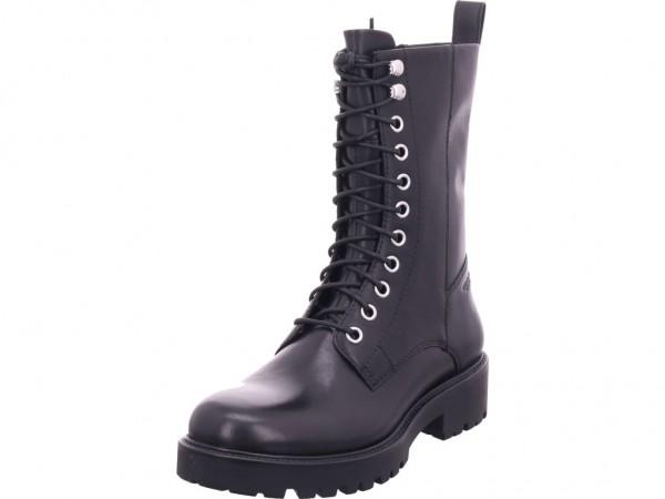 vagabond Kenova Damen Stiefel Schnürer Boots Stiefelette zum schnüren schwarz 4441501