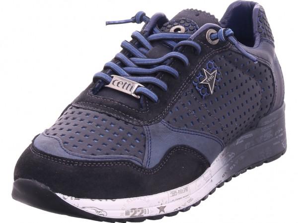 Cetti Herren Sneaker blau C848 navy