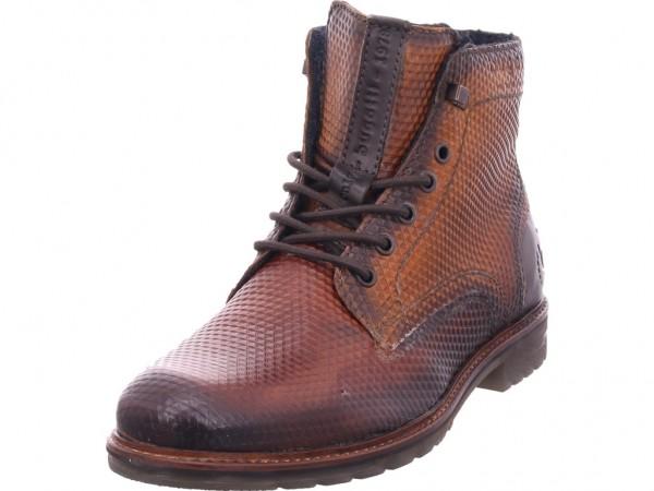 Bugatti Ringo II Herren Stiefel Schnürstiefel warm sportlich Boots braun 321618334141