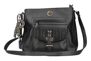 Rieker Damen Tasche schwarz H136200