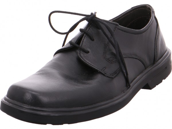 Bild 1 - Quick-Schuh Schnürhalbs.Sp-Boden Herren schwarz