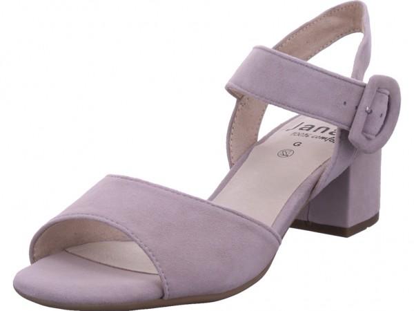 Jana Woms Sandals Damen Sandale Sandalette grau 8-8-28301-22/204-204