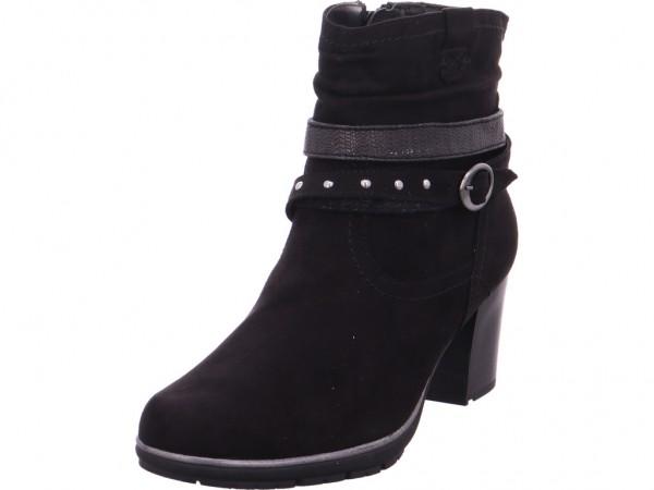 Jana Woms Boots Damen Stiefelette schwarz 8-8-25372-21/001-001