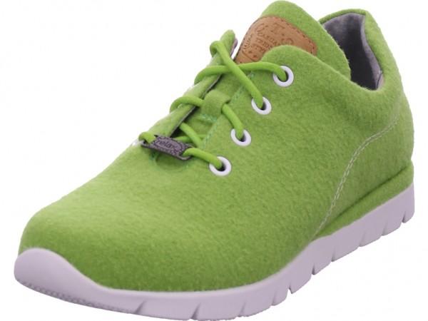 Jana Damen Halbschuh Sneaker Sport Schnürer zum schnüren grün 8-8-23605-24/773-773