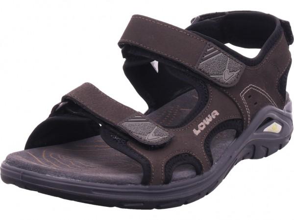 lowa Urbano Herren Sandale Sandalette Trekking braun 410370-0997