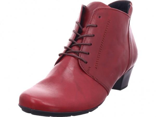 neuesten Stil von 2019 Markenqualität auf Füßen Bilder von Gabor Damen Stiefelette rot 35.631.55
