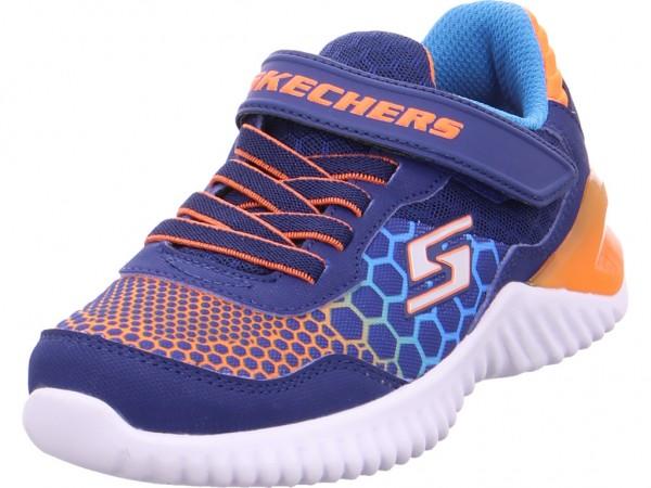 SKECHERS Halbschuh blau 97757L-NVOR
