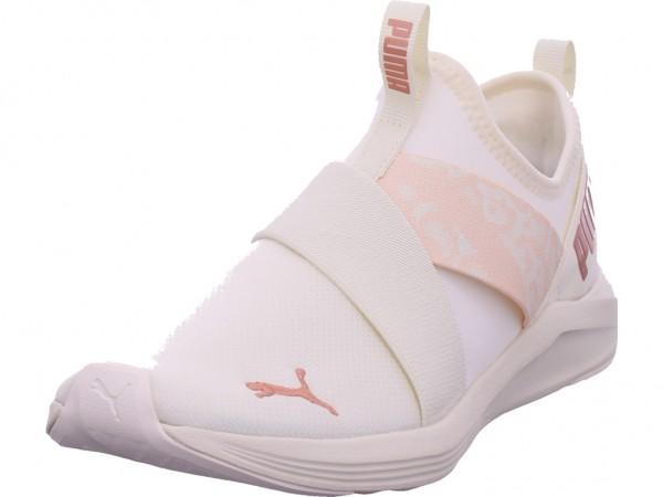 Puma Prowl Slip On whisper Damen Sneaker weiß 194408 0002