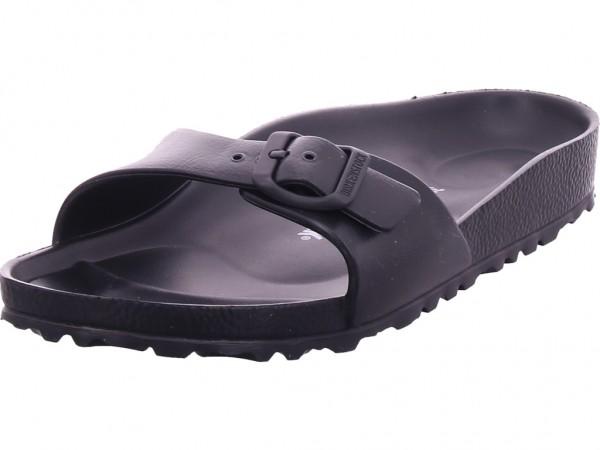 Birkenstock Madrid EVA black Damen Pantolette Sandalen Hausschuhe Clogs Slipper schwarz 128163