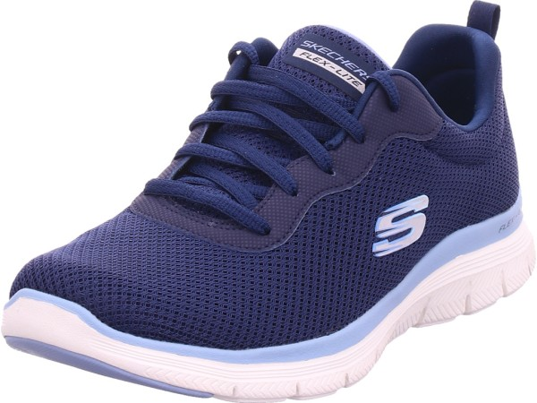 SKECHERS FLEX APPEAL 4.0 - BRILLIANT VI Damen Sneaker blau 149303 NVBL