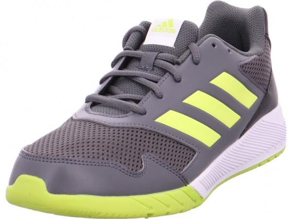 Adidas AltaRun K Jungen Sneaker grau CQ0035