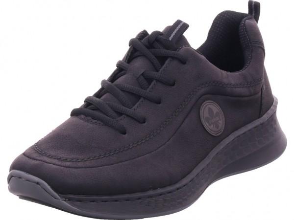 Rieker Damen Sneaker schwarz N5604-00