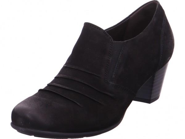 longo Damen Slipper schwarz 1014780-L20601