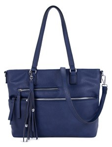 Tamaris Accessoires Adele Tasche blau 30476,500