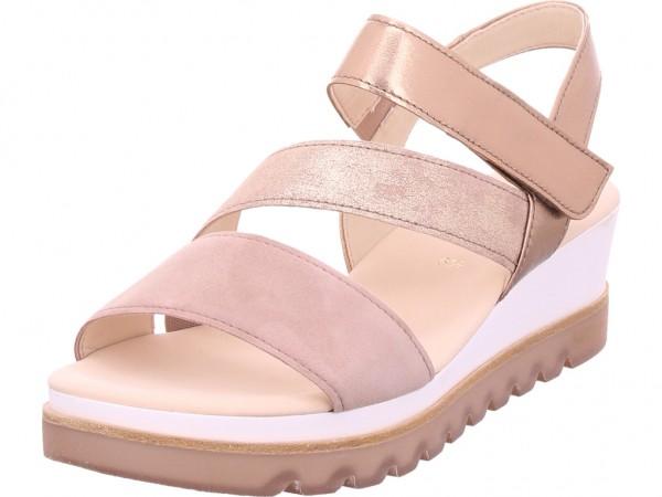 Gabor Damen Sandale Sandalette Sommerschuhe braun 23.641.14