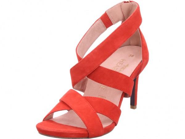 Tamaris Da.-Sandalette Damen Sandale Sandalette Sommerschuhe rot 1-1-28302-22/500-500